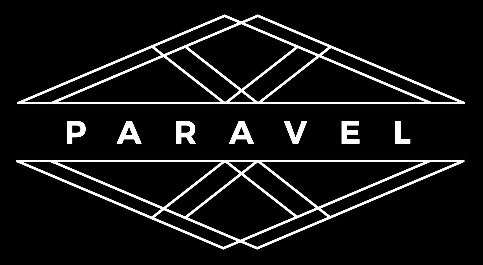 PARAVEL geometry logo - light logo:black background.png