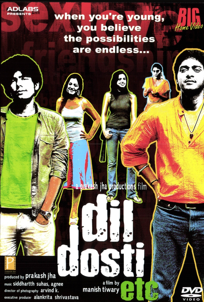 A complete Dub film, with no location sound. All sound in this feature is recreated through sound design. Directed by Manish Tewari, produced by Prakash Jha Productions.