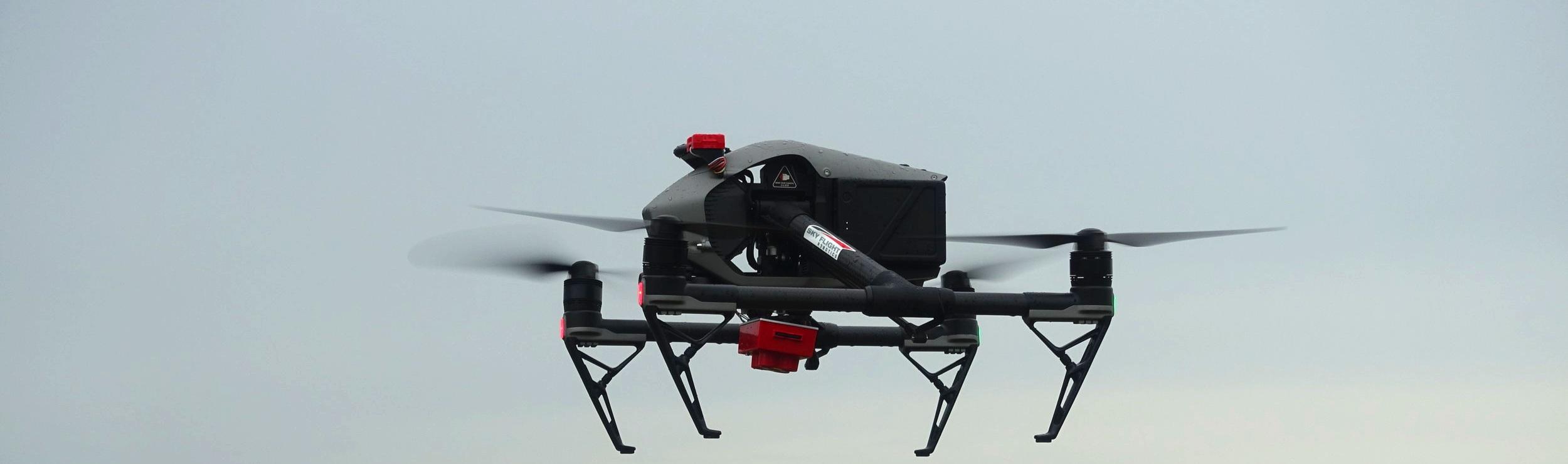 Micasense RedEdge & Mount Kits — Sky Flight Robotics