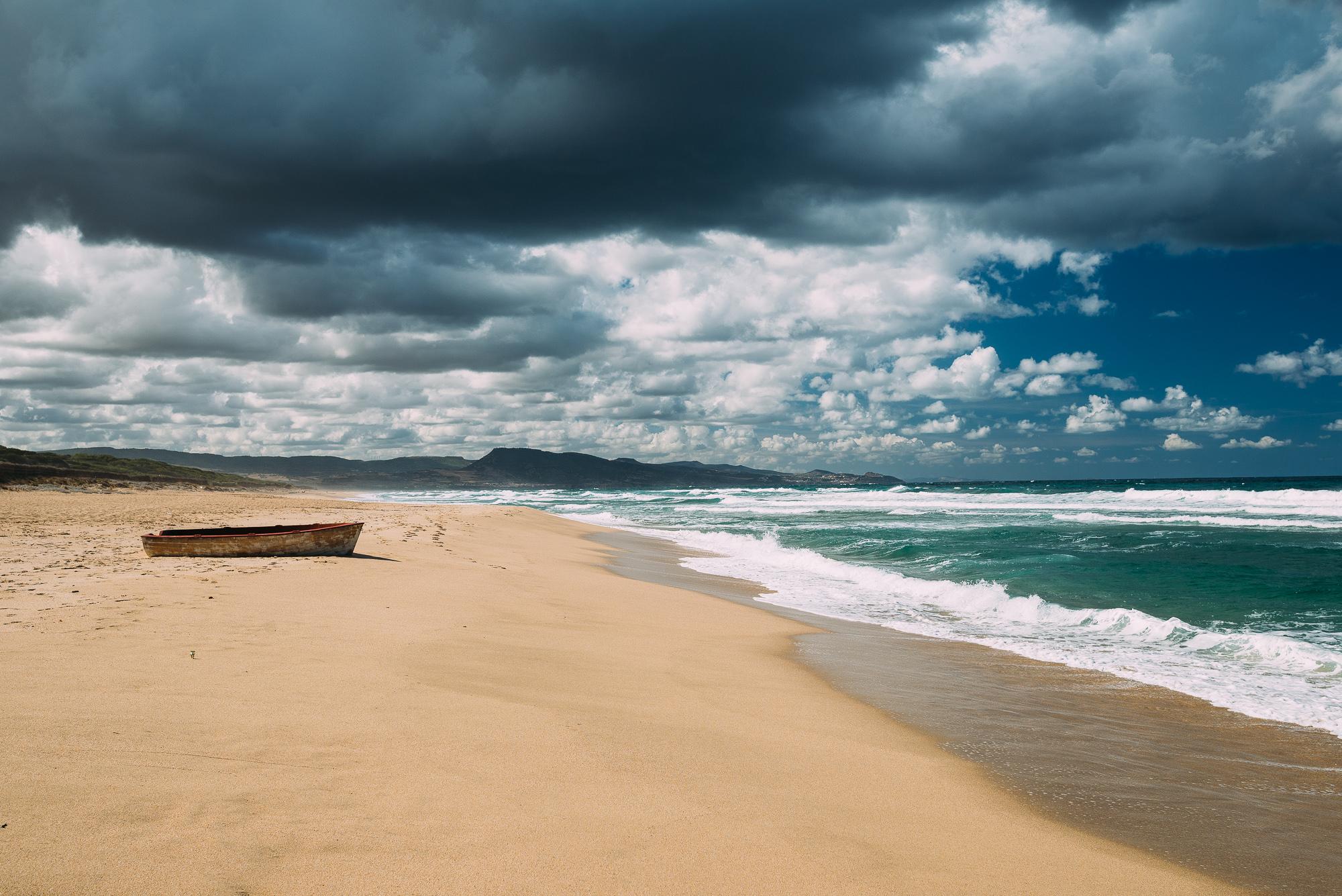 Li Junchi beach.
