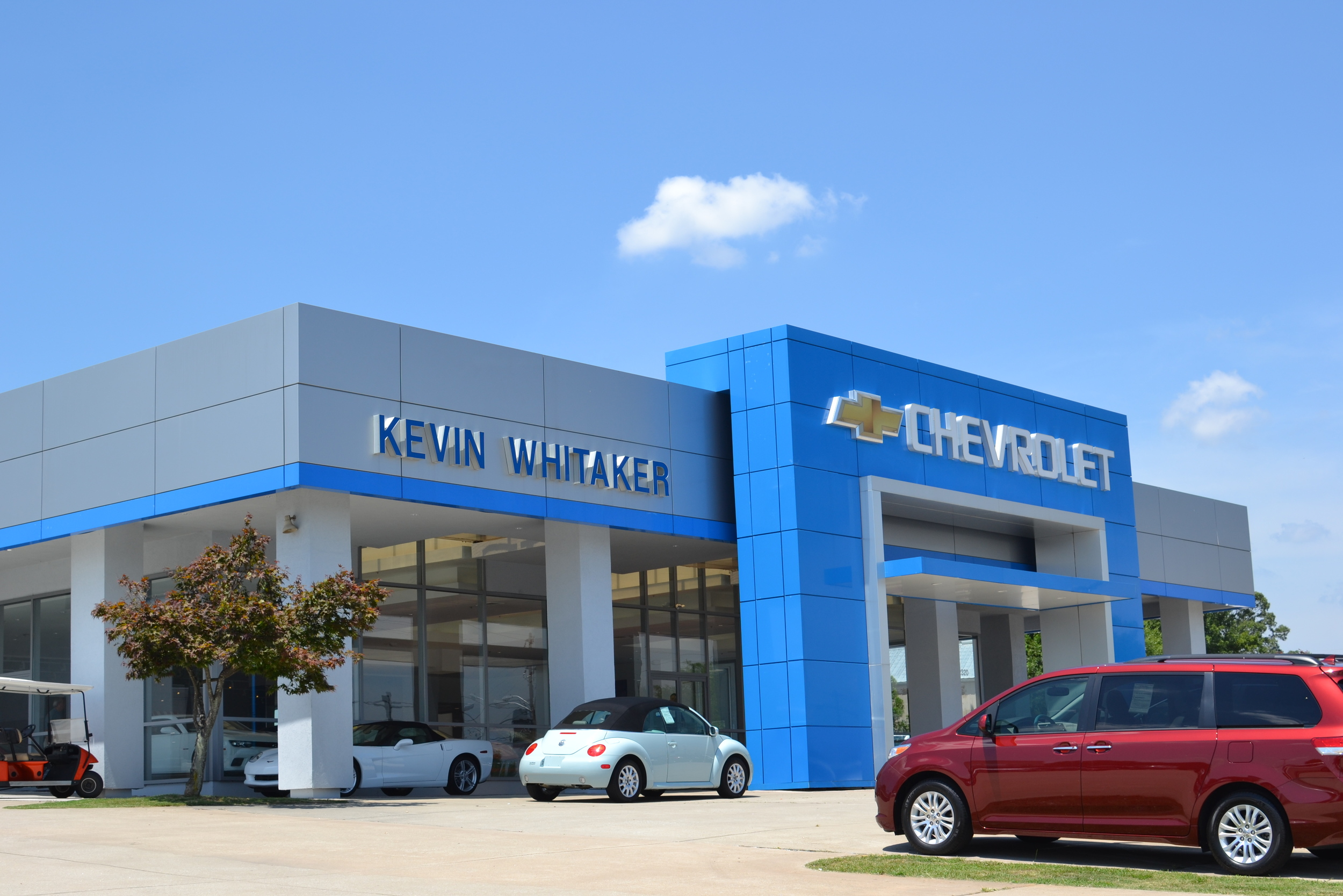 Kevin Whitaker Chevrolet