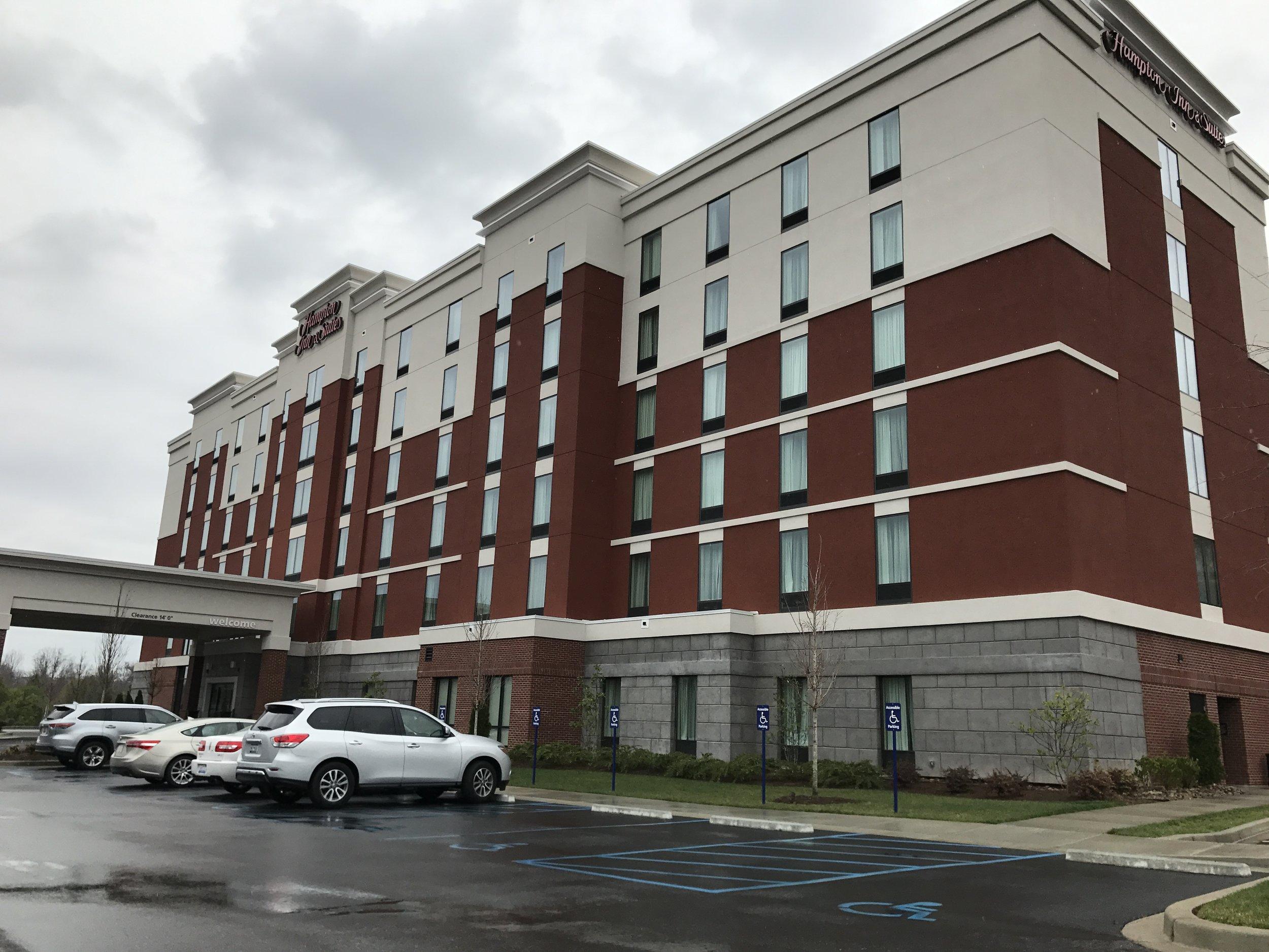 Hampton Inn & Suites Greenville Airport