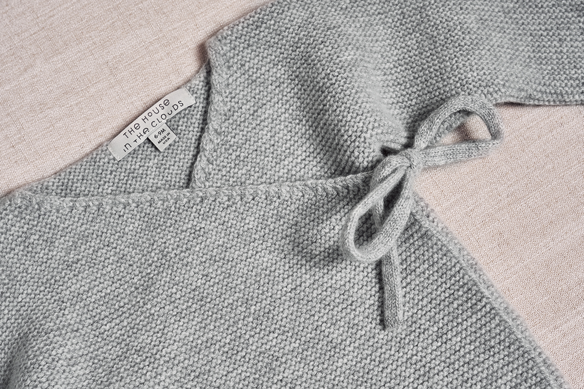 the maeve cashmere cardigan