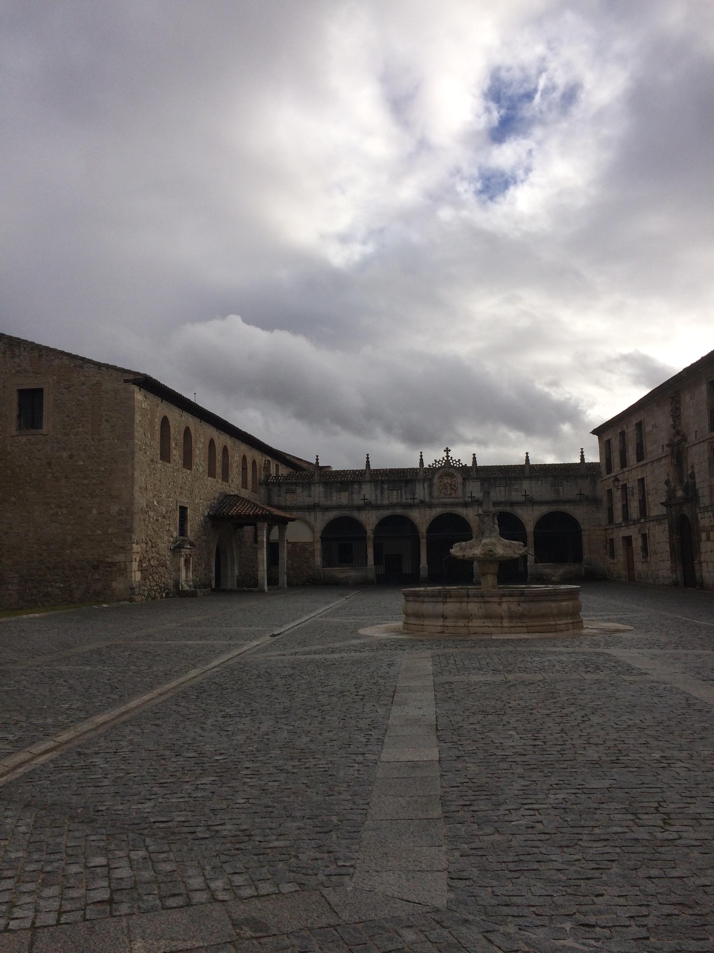 The Gothic Monasterio de las Huelgas.
