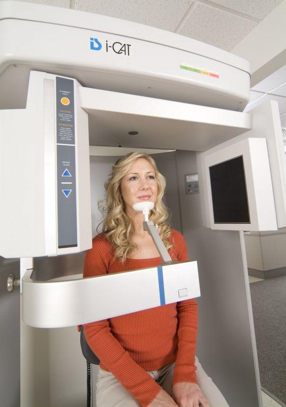 Radiografías extraorales  en 3D