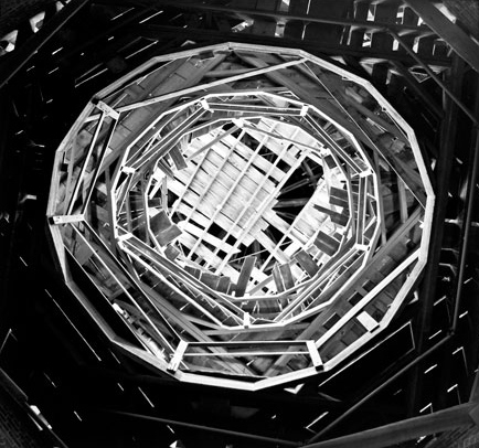 Richard Sexton (American, b. 1954), Inner Rotunda, Longwood Plantation , 2008 (negative 2007),QPP, carbon-pigment digital print, ed. 1/25,Purchased with Funds from the Friends of LSU Museum of Art Endowment,LSUMOA 2011.5.2