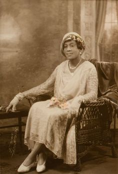 James Van Der Zee,  Untitled,  1931, silver gelatin print, From the Myrna Colley-Lee Collection.