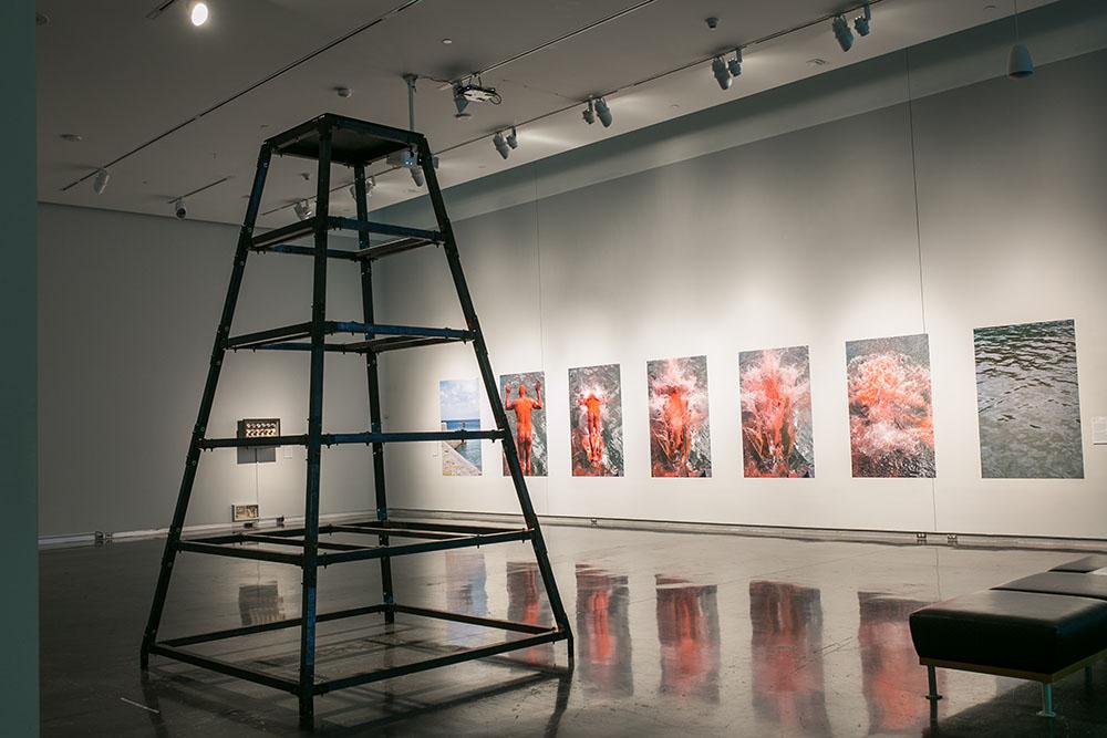 Malcolm McClay's  Silueta  photo series