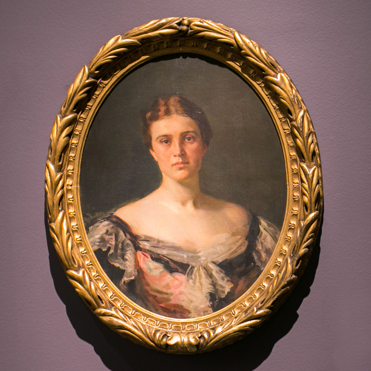 IMAGE: Cecelia Beaux, American 1855–1942,  Portrait of Judith Brooks Knight , 1907, oil on canvas, Museum Purchase, Reading Public Museum, Reading, Pennsylvania 2016.34.1