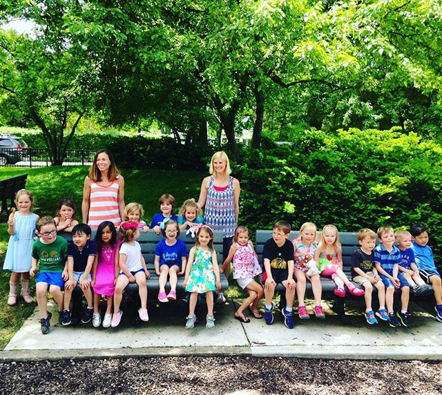 And that's a wrap! Happy summer to the 4's class!