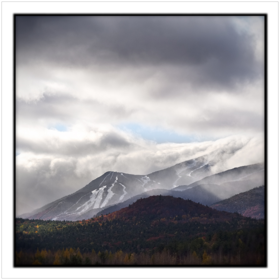 Whiteface / early snow ~ Wilmington, NY - in the Adirondack PARK (click to embiggen)