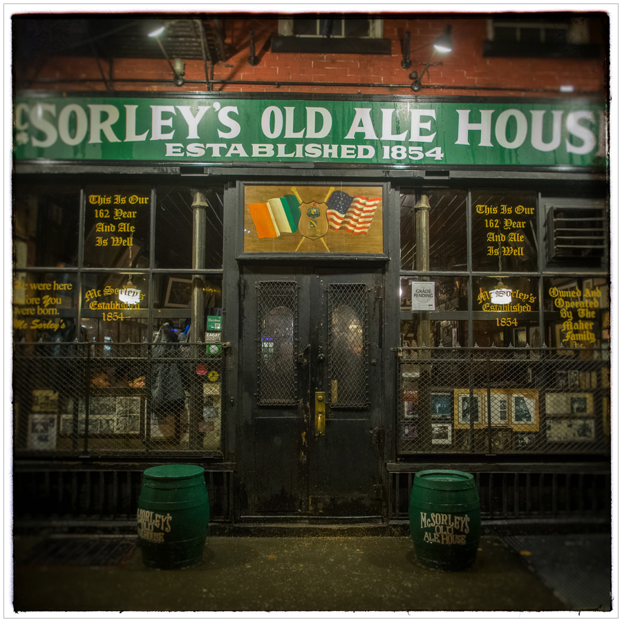 McSorley's Old Ale House   ~ Manhattan / NYC, NY (click to embiggen)