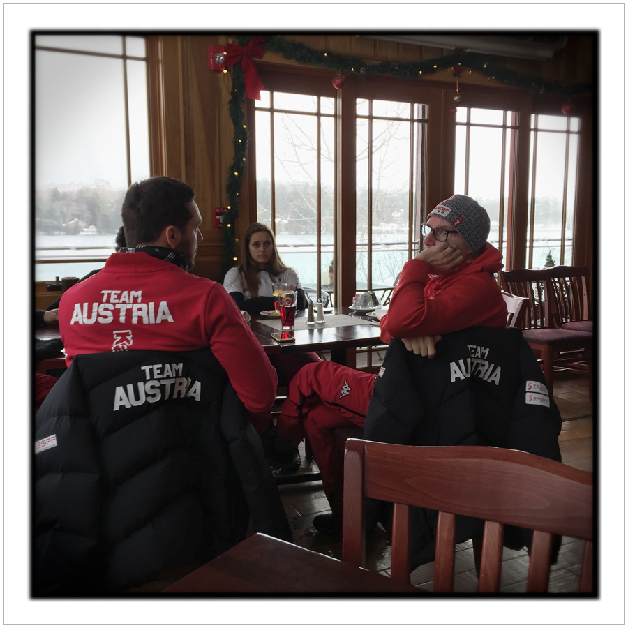 Team Austria   ~ Lake Placid, NY (click to emgbiggen)