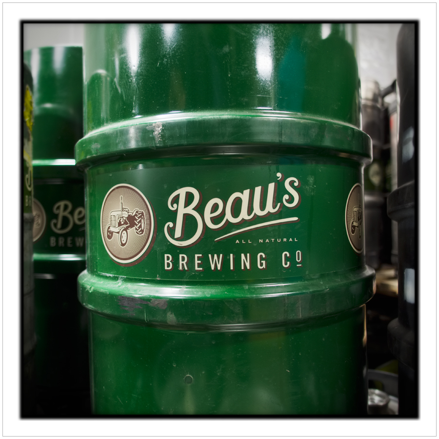 keg    /   Beau's All Natural Brewing Co.   ~ VanKleek Hill, ONT. CA. (click to embiggen)