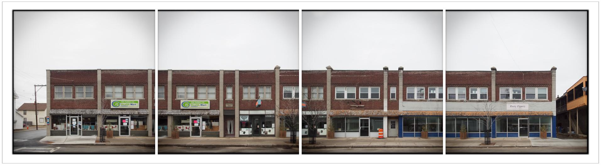 west side Main Street # 1   ~ Au Sable Forks, NY (embiggenable)