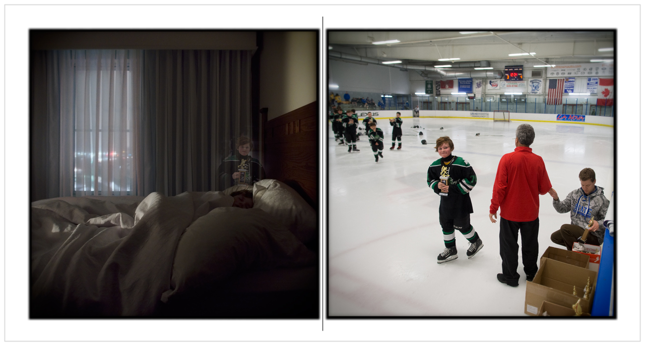 hotel dreaming it   /   rink living it   ~ Amherst, NY (embiggenable)