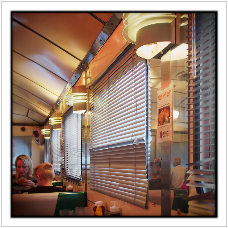 diner interior   ~ Rochester, NY (embiggenable)