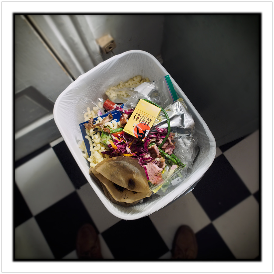 late night trash   ~ Au sable Forks, NY - ItAP (embiggenable)