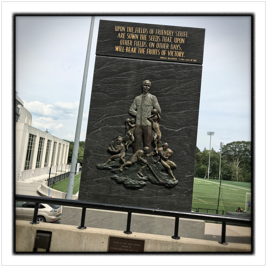 Douglas MacArthur quote   ~ US Military Academy , West Point • New York