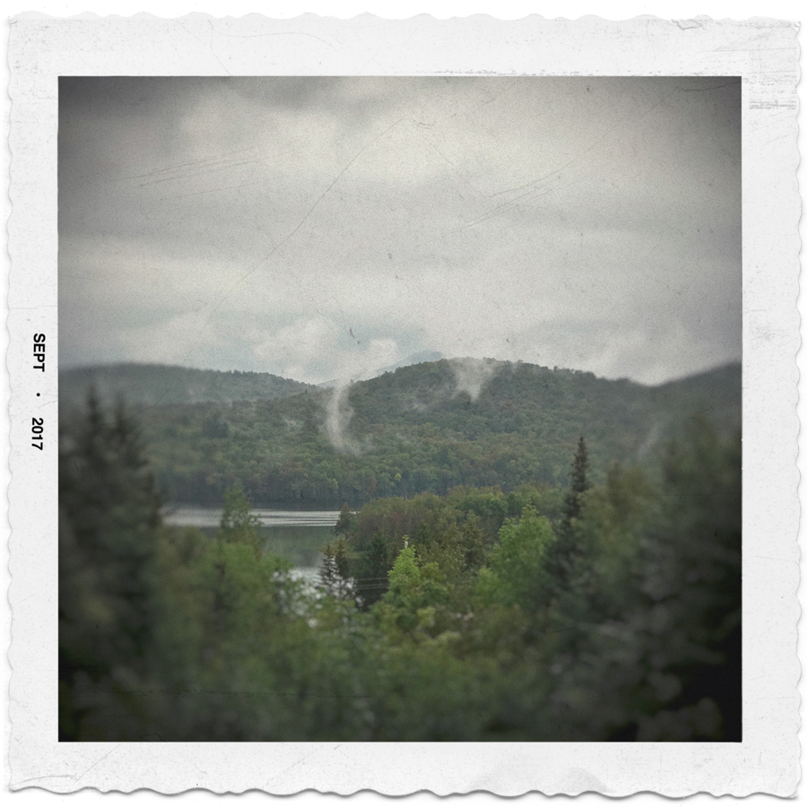 rainy wisps   ~ Rist Camp