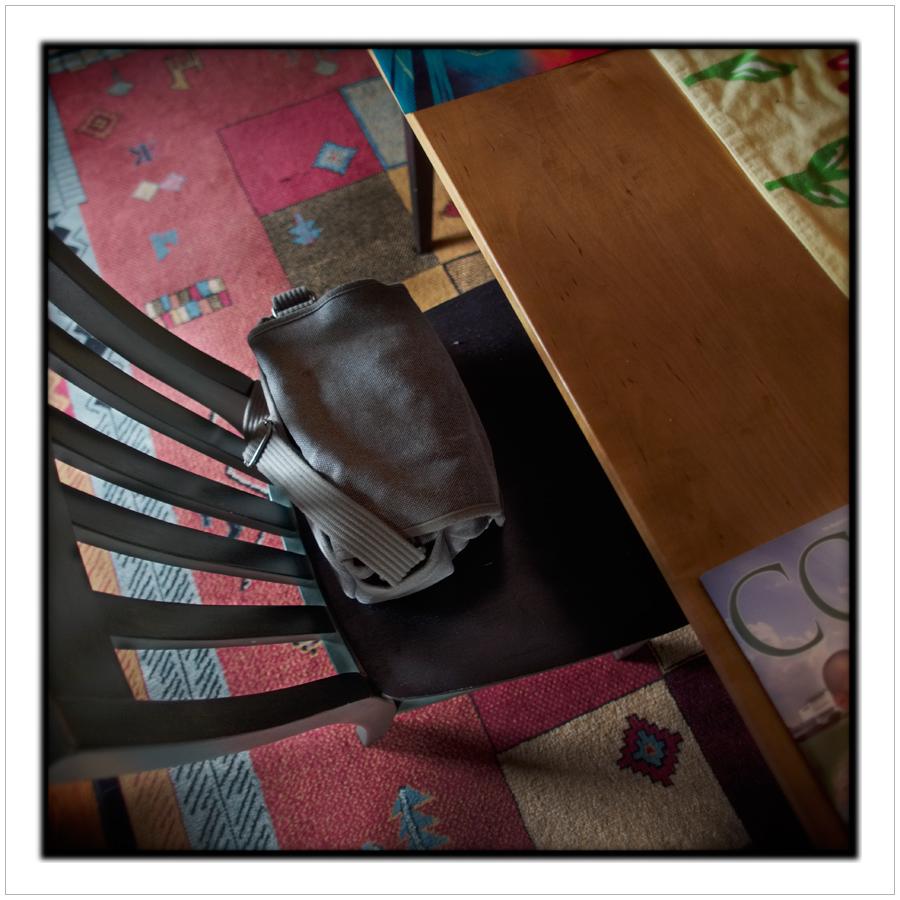 camera bag   /   morning light   ~ in the Adirondack PARK (embiggenable) • µ/4/3