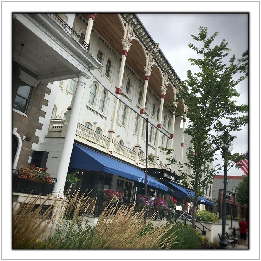 on Main Street   ~ Saratoga Springs, NY - (embiggenable) • iPhone