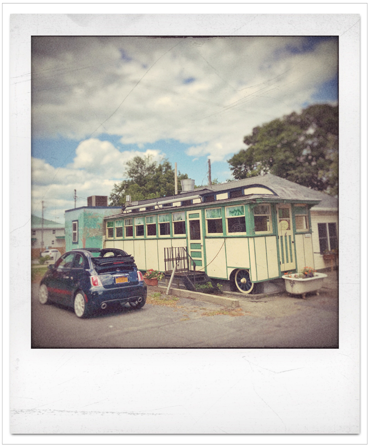diner   ~ Port Henry, NY - (embiggenable) • iPhone