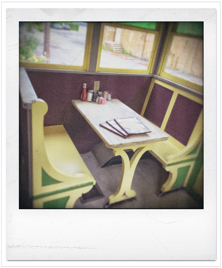 booth~ Port Henry, NY - (embiggenable) • iPhone