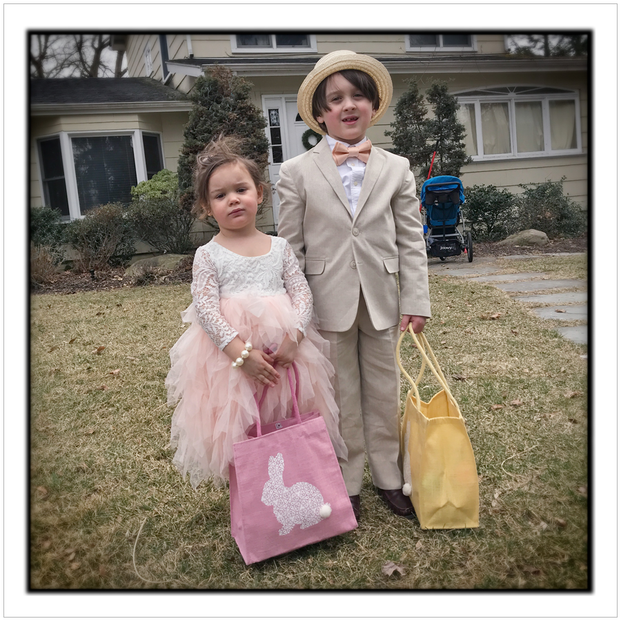 Easter kids   ~ Bergen County, NJ (embiggenable) • iPhone