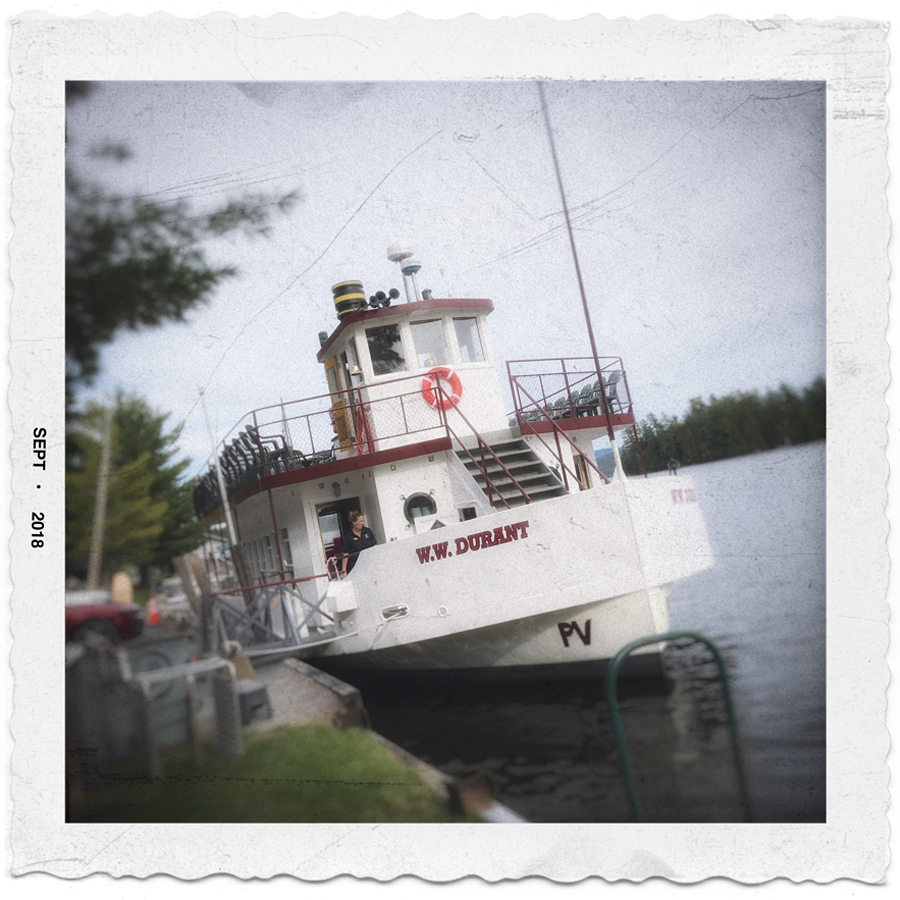 W. W. Durant   ~ Adirondack PARK, NY (embiggenable) • iPhone