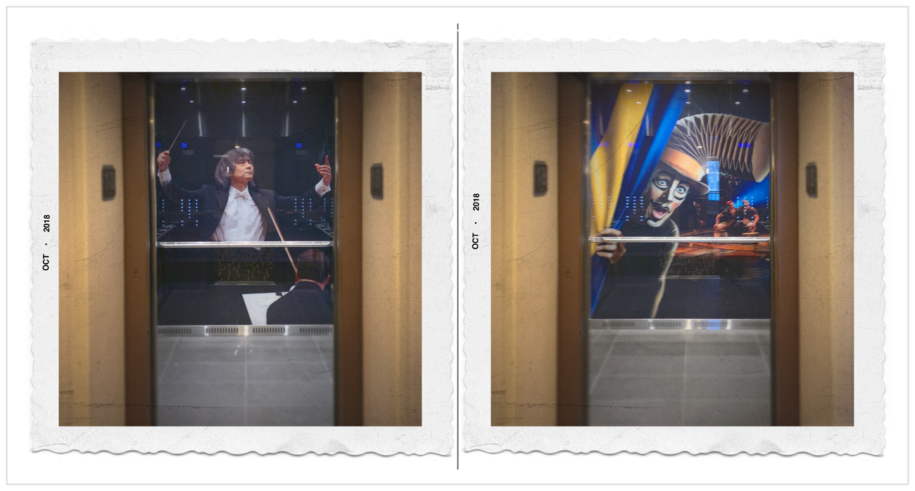 hotel elevators   ~ Montreal, CA. - (embiggenable) • iPhone Xs Max