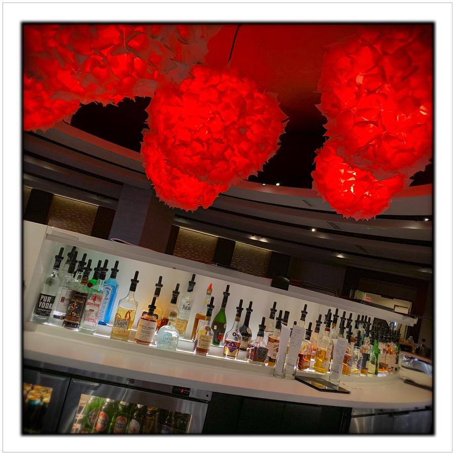 hotel bar   / Montreal, CA.
