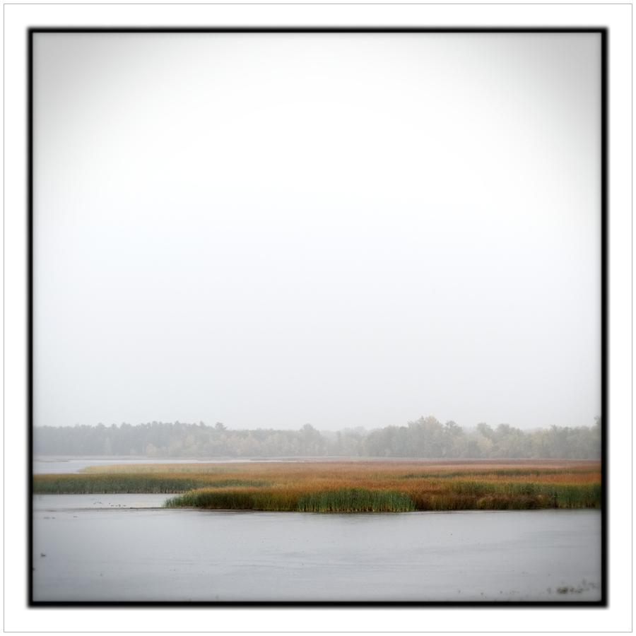 fog, mist , rain   ~ Lake Champlain, NY -(embiggenable) • µ4/3