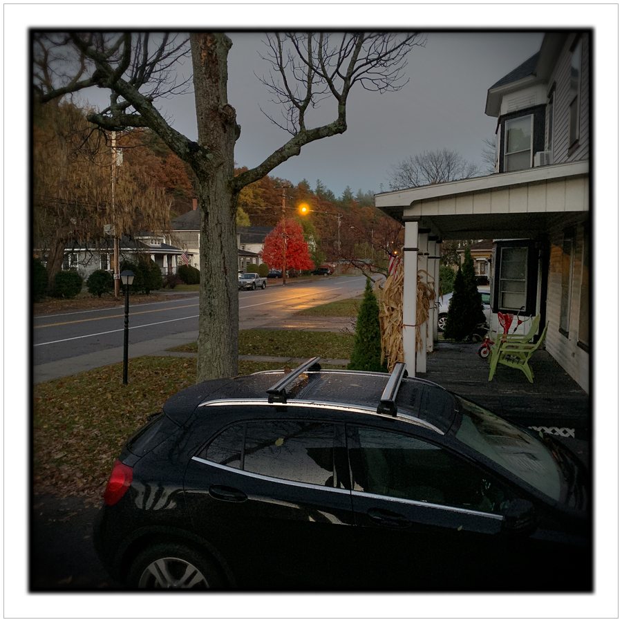 on the street where i live   ~ (embiggenable) • iPhone