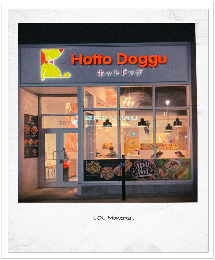 Hotto Doggu   ~ Montreal, QC. (embiggenable) • iPhone