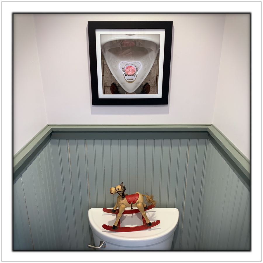 2 urinals   ~ (embiggenable) • iPhone (framed print • µ4/3)
