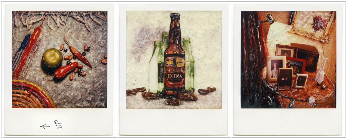 editorial   /   advertising assignments   ~ (embiggenable) • Polaroid SX-70 camera