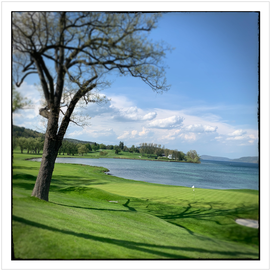 Leatherstocking Golf Course   ~ Cooperstown, NY-  (embiggenable) • iPhone