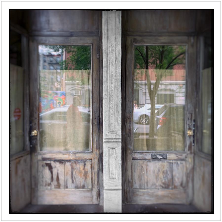 doorway   ~ E4th Street / NYC (embiggenable) • iPhone