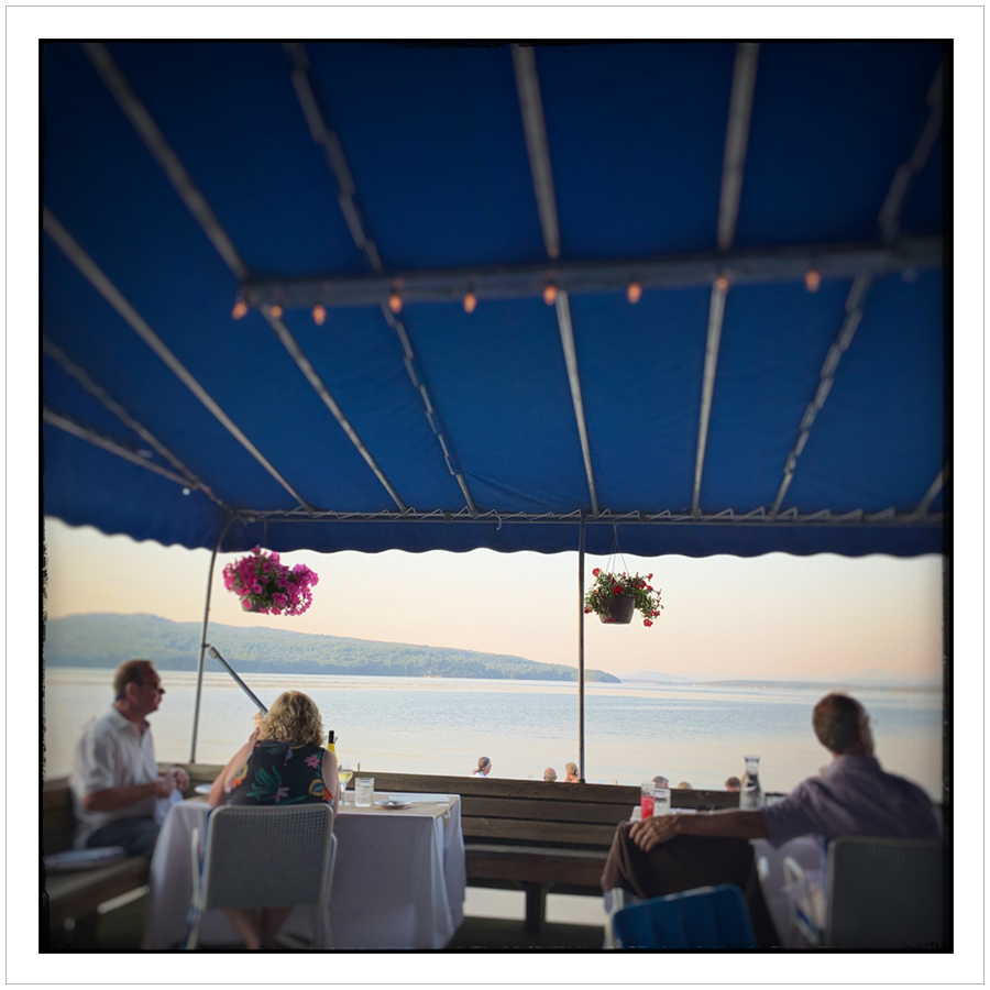 Westport Yacht Club   ~ Westport, NY / Lake Champlain (embiggenable) • iPhone
