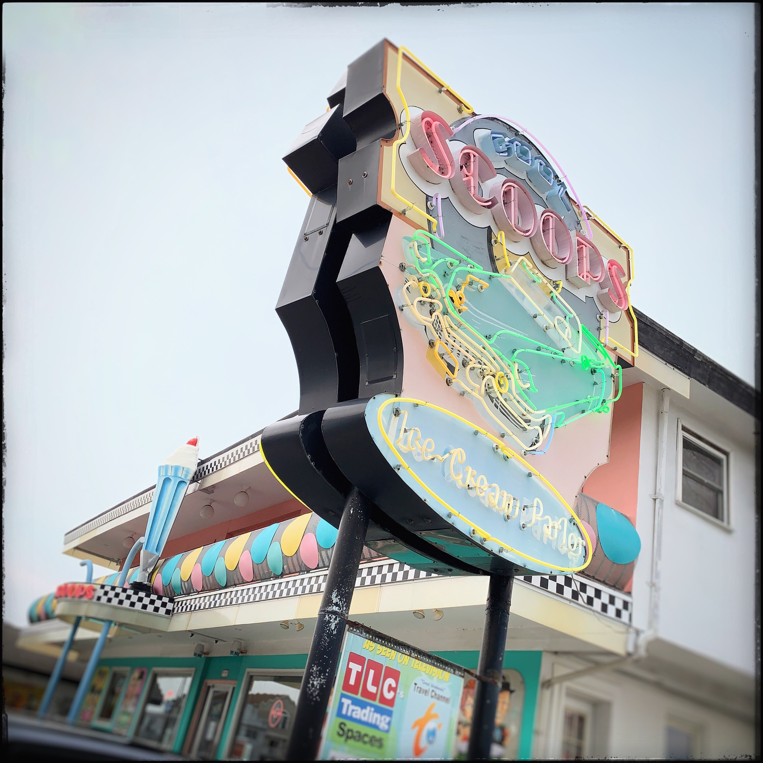 Cool Scoops   ~ Wildwood, NY (embiggenable) • iPhone