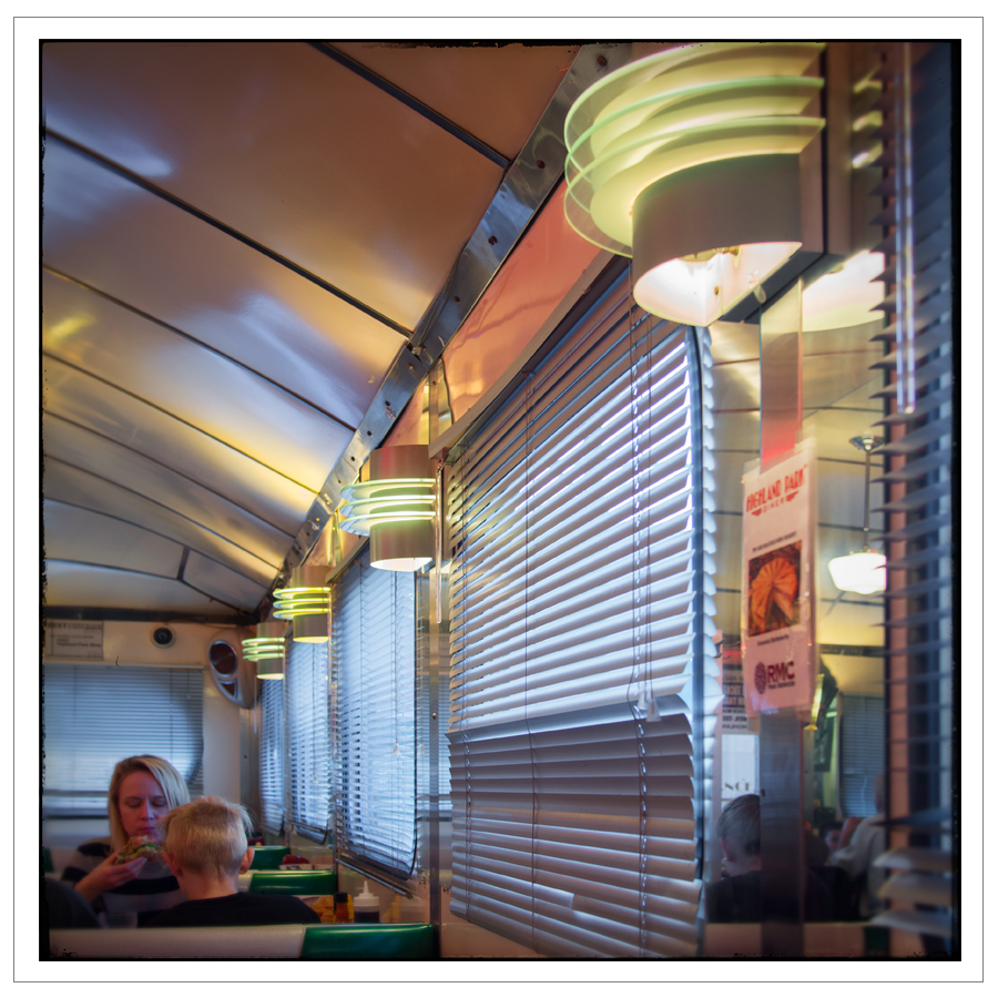 Highland Park Diner   ~ Rochester, NY (embiggenable) • µ4/3
