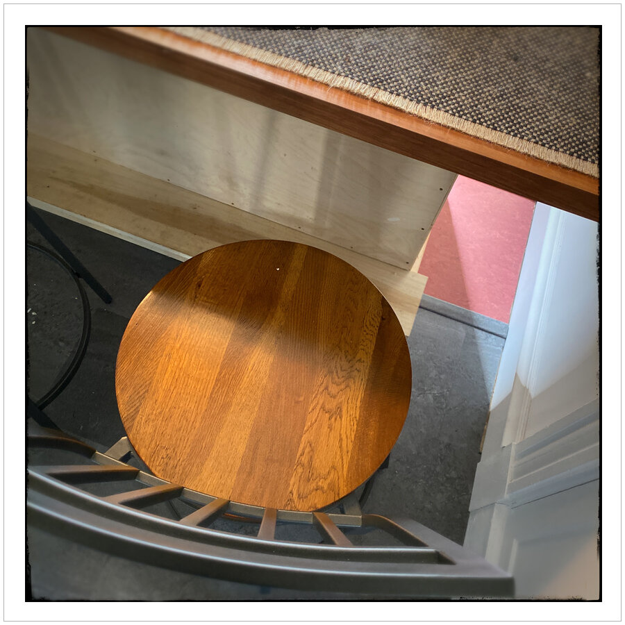 kitchen stool   ~ (embiggenable) • iPhone