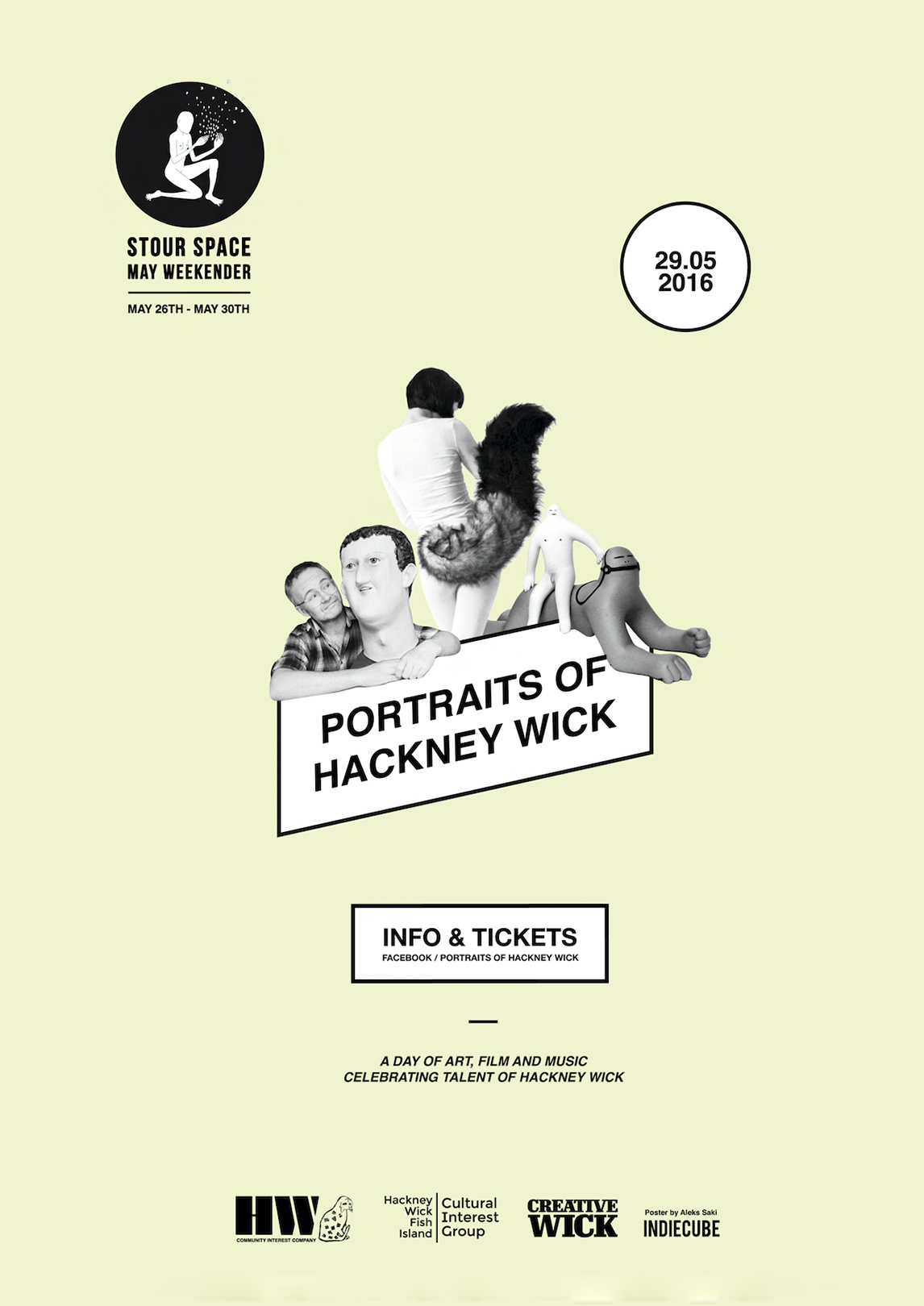 Portraits Of Hackney Wick