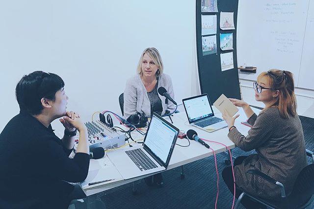 刚刚结束了对Art Center产品系主任Karen的采访,节目会于近期上线,敬请期待。#yinengfm #artcentercollegeofdesign #productdesign