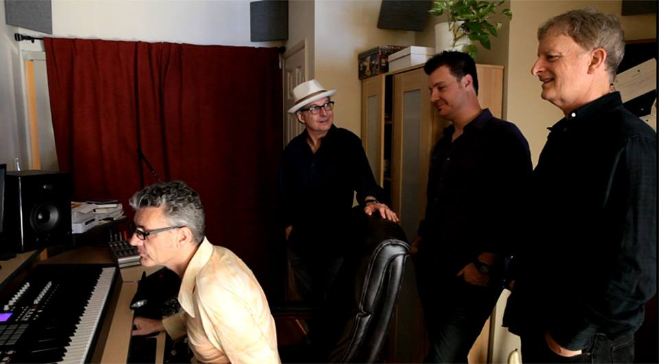 Pat Kelley and Friends session - Chris Standring's Studio, Los Angeles