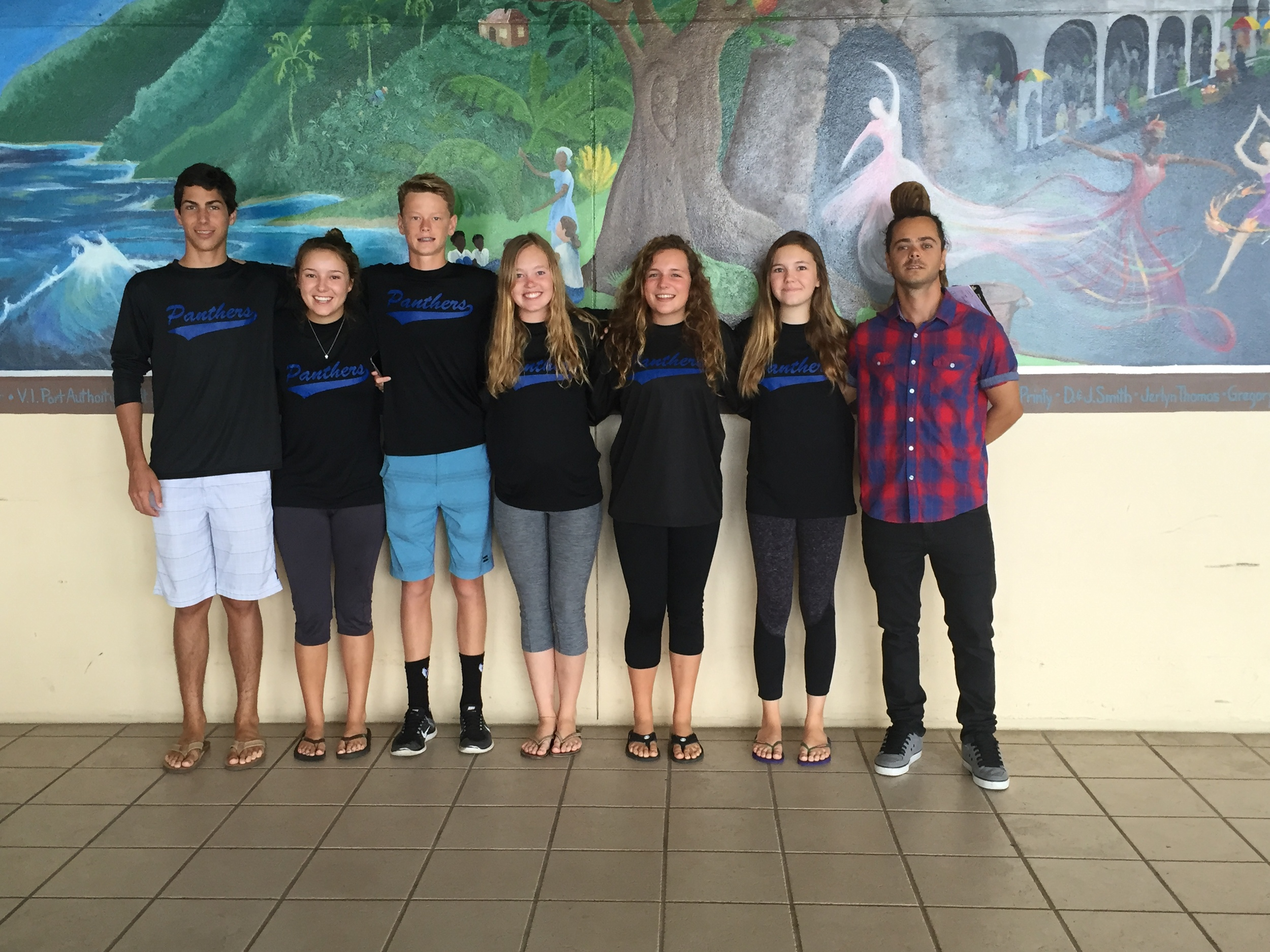 High school sailing team travels to Ft. Lauderdale for Club 420 competition.JPG