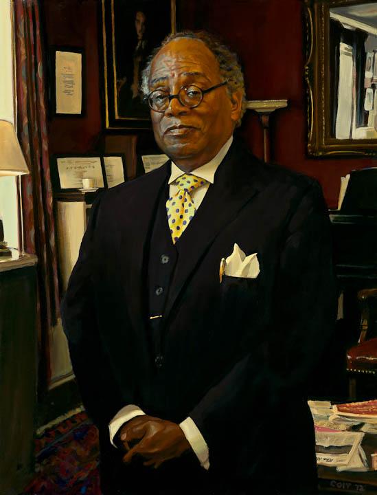 Rev. Peter J. Gomes