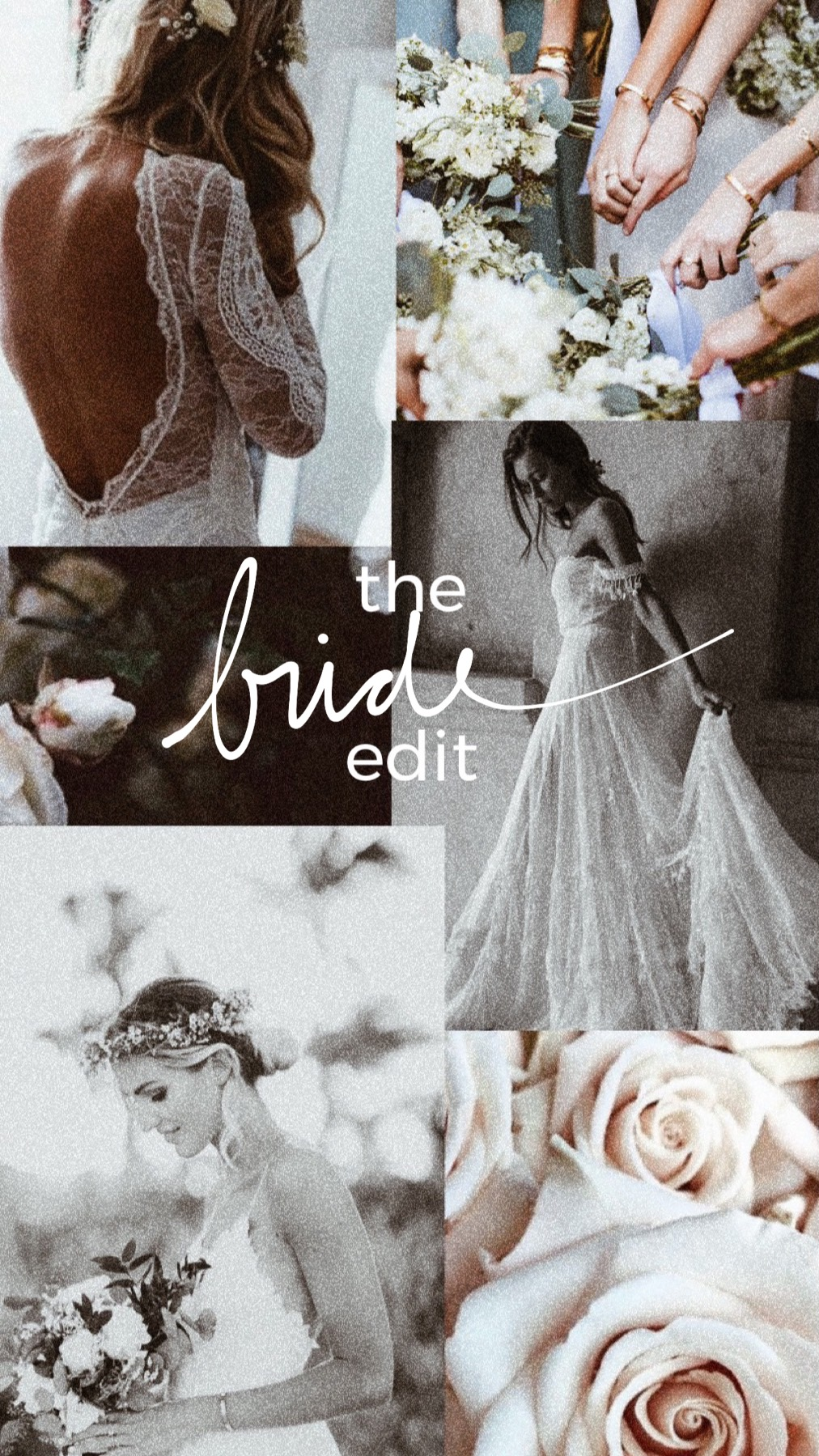 the bride edit //our favorite pieces for your bride squad -