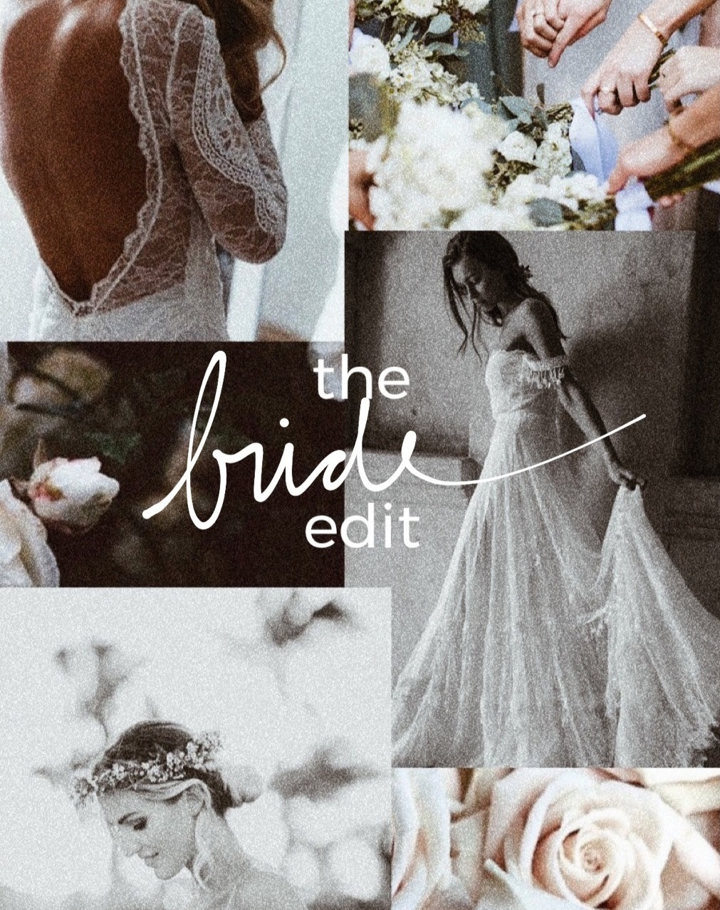 the bride edit //our favorite pieces for your bride squad -